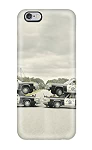 Lovers Gifts New Police Blockade Tpu Case Cover, Anti-scratch Phone Case For Iphone 6 Plus