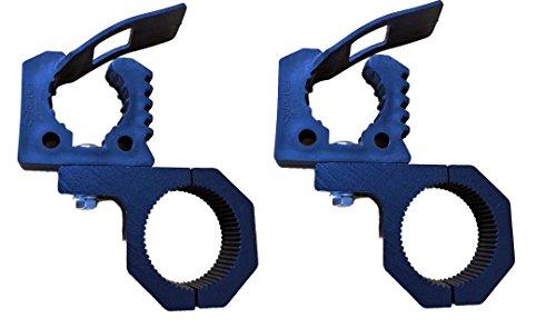 UTV Tool Holder Hornet Outdoors Roll Bar Tool Grip R-3018-RC PER PAIR OF ()