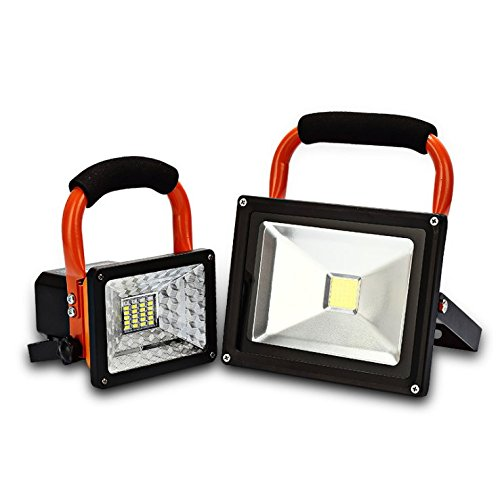 10W IP65 waterproof, portable wireless charging LED flood light, 900lm, work lights outdoor camping, work, fishing.,safety lights, adapters and car chargers.
