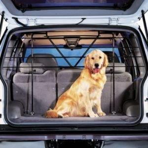 Precision Pet ProConcepts Vehicle Pet Barrier, Universal Fit, Black