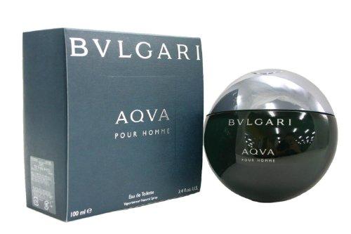 Aqva Pour Homme Mens Fragrance - Bvlgari AQVA Pour Homme by Bvlgari for men 3.4 oz Eau De Toilette EDT Spray