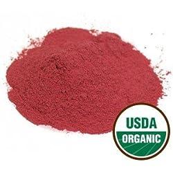 Starwest Botanicals Beet Root Powder, Organic, 1-Pound