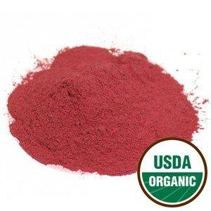 Starwest Botanicals Beet Root Powder, Organic, 1-Pound by Starwest Botanicals