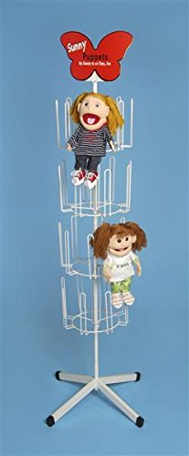 MegaTrends Merchandise A02 Display Stand for Glove Puppet