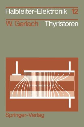 Thyristoren (Halbleiter-Elektronik) (German Edition)