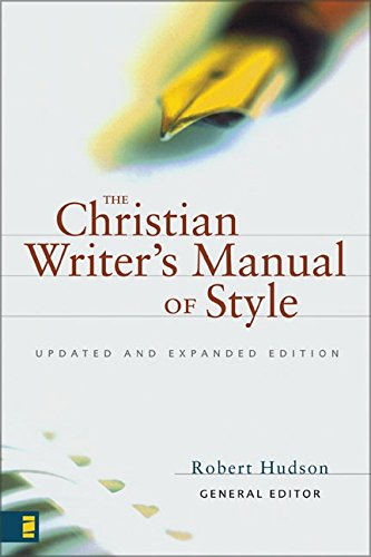 Download The Christian Writer's Manual of Style: Updated and Expanded Edition pdf