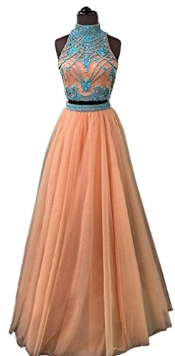 embellished bodice dress - 6