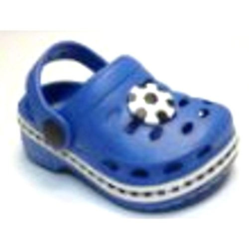 Kinder Clogs & Pantoletten, navy, Gr.26/27