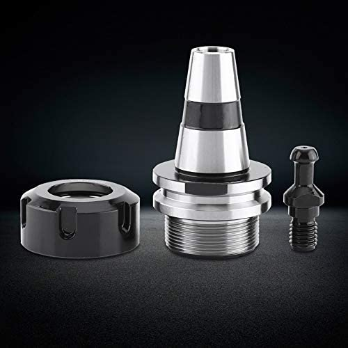 CNC工具ホルダー - ステンレス鋼ISO30 ER32バランスコレットチャック、G2.5 30000RPM CNCフライス盤工具ホルダー