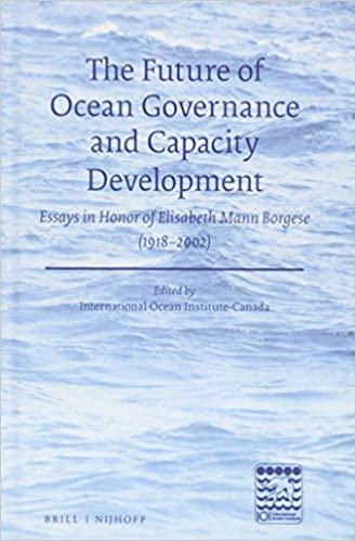 The Future of Ocean Governance and Capacity Development ...