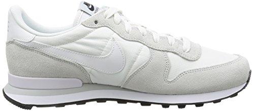 Nike Mens Inter Löparsko Toppmöte Vitt Benvitt 101