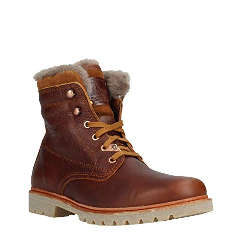 Image of the Panama Jack Panama Aviator, Boot for Men 43 Brown