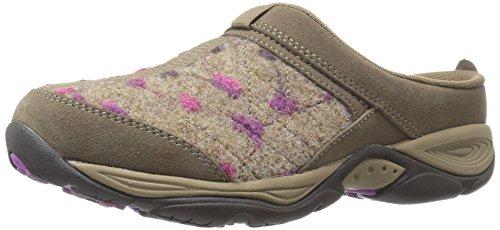 Easy Spirit Eztime Clog Women Us 7 N / S Bruine Loafer