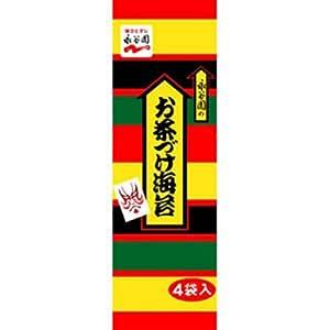 Nagatanien - Nori Chazuke (rice soup seaweed seasoning) 0.85 Oz.