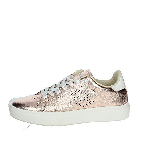 Impressions Woman Rosa Sneaker E9112 Leggenda Donna Lotto Pink Shoe Scarpe bronzo bronze qY1xzp1wa