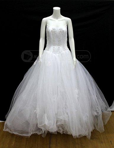 cbf44e4e8af5 Amazon.com : Davids Bridal Oleg Cassini Wedding Dress : Everything Else
