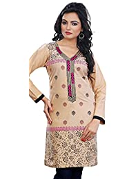 Maple Clothing Long Sleeve Blouse Indian Kurti Womens Tunic Top Cotton