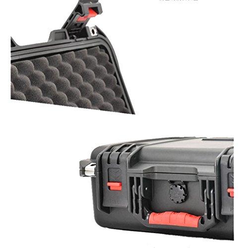 Carring Case Bag, Leewa Polypropylene + Waterproof Hard Shell Suitcase, Storage Box Bag For DJI Mavic Pro Drone by Leewa (Image #1)