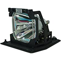 Compatible Infocus Projector Lamp, Replaces Model IN5555L with Housing