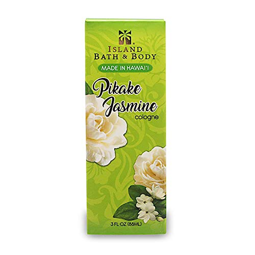 Island Bath & Body Pikake Jasmine Cologne 3.0oz. ()