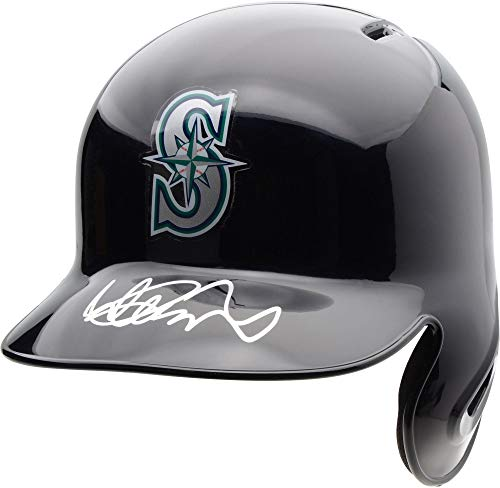 Ichiro Suzuki Seattle Mariners Autographed Replica Batting Helmet - Fanatics Authentic Certified - Autographed MLB -