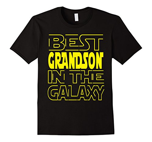 Men's Best Grandson In The GALAXY T-Shirt