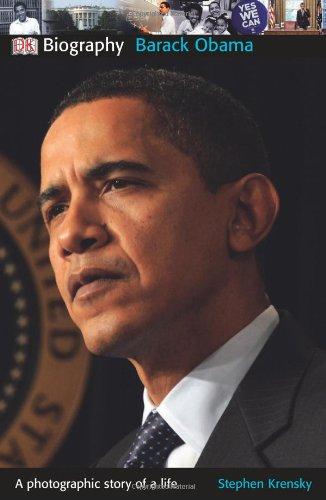 Barack Obama: A photographic story of a life (DK Biography) by Stephen Krensky, DK CHILDREN