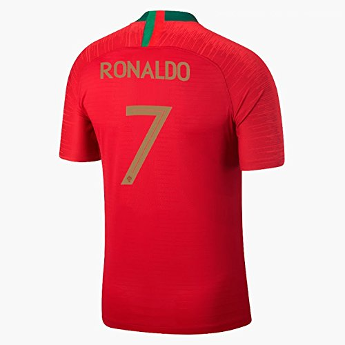 2018 World Cup jersey APPAREL メンズ B07BRR32C3Ronaldo XL(180-185cm)