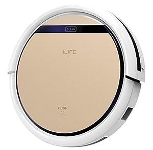 ILIFE V5 Pro Intelligent Robotic Vacuum Cleaner - ROSE GOLD