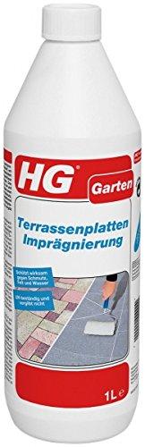 HG Imprägnierung für Terrassenplatten Amazon Baumarkt