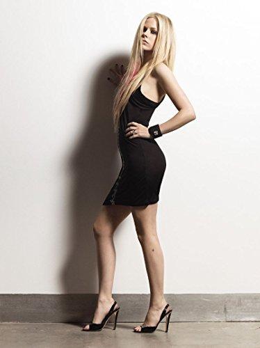 Avril Lavigne Silk Poster Dgsf-Bb4