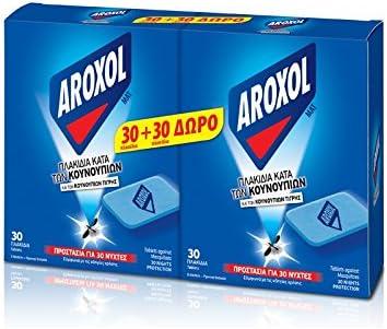 50Pcs Insect Killer Mosquito Repellent Tablet No Toxic Pest Mat Tablet Pad UK