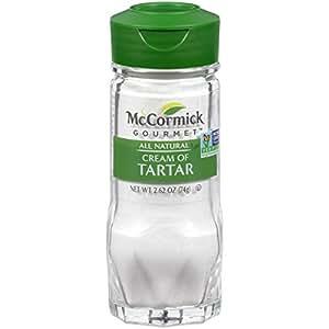 McCormick Gourmet Cream Of Tartar, 2.62 oz