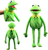 uiuoutoy The Muppets Show Kermit The Frog Puppet Plush Toy Ventriloquism Prop Party Gift