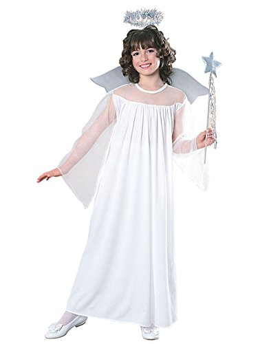 Angel Costumes For A Boy (Rubies Angel Child Costume, Large, One Color)