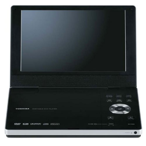 - Toshiba SD-P1900 9-Inch DivX Certified Portable DVD Player