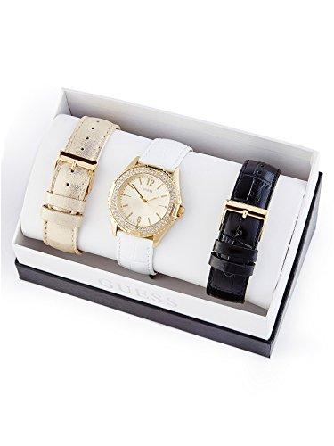 GUESS Womens Sweet Gold Tone Watch