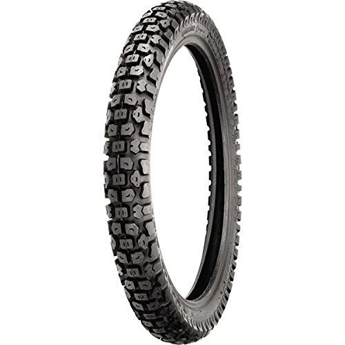Shinko 244 Dual Sport Front - Rear Tire - 2.75-19/Blackwall