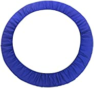 CALIDAKA Trampoline Spring Cover Trampoline Replacement Safety Pad Fits 32/36/38/40/45/48/50/54/60 inch Round
