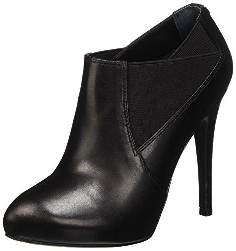 Guess Sindy, Botas Cortas de Tacón Mujer Negro (Nero)