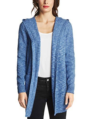 Mujer Para Street Azul Punto Melange Chaqueta 11706 sky Blue One nB7cP7WI