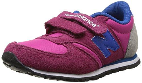 New Balance KE420 (INFANT) Unisex Baby Lauflernschuhe Pink (IBI PINK/BLUE)