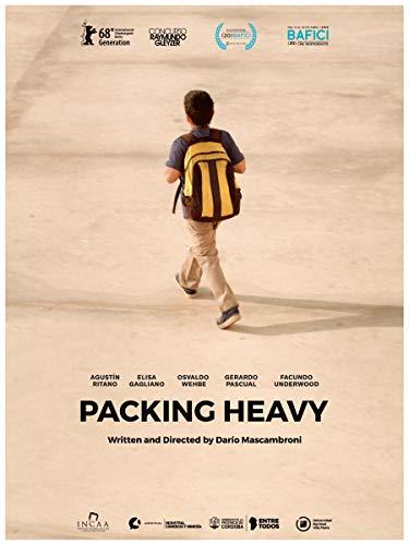Packing Heavy on Amazon Prime Video UK