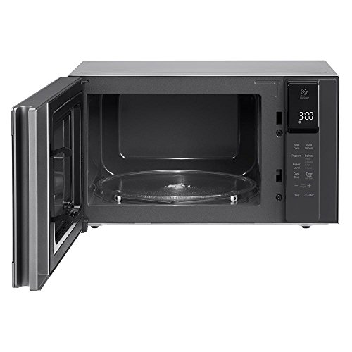LG NeoChef Stainless Steel 0.9 Cubic Feet Microwave Renewed