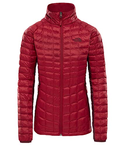 FACE Thermoball Sport Rumba Red Women's NORTH THE Fig Jacket UqZHxv