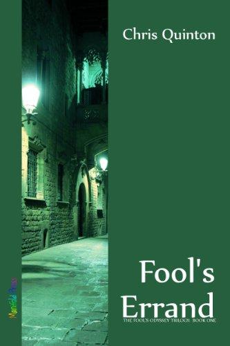 Fool's Errand (Fool`s Odyssey # 1)