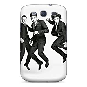 Excellent Galaxy S3 Cases Covers Back Skin Protector One Direction Band