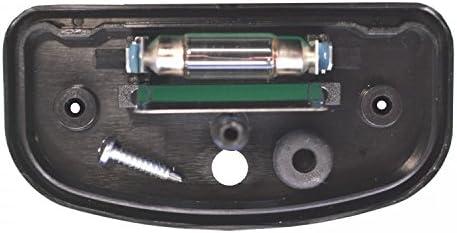 FKAnh/ängerteile 1 x GEKA Kennzeichenleuchte KL37 mit Kabelt/ülle