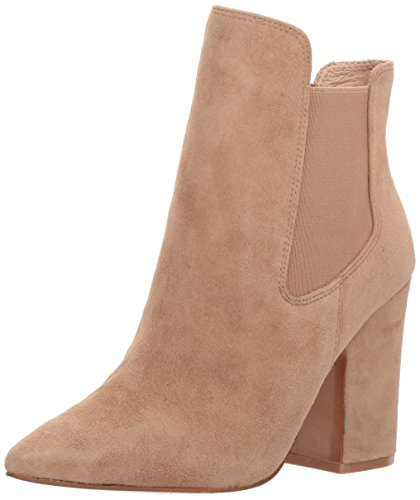 Chinese Laundry Kristin Cavallari Women's Starlight Ankle Bootie Clay Suede
