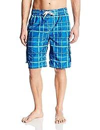 044c3aa471 Men's Miles Swim Trunks (Regular & Extended Sizes)
